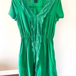 Green Marc Jacobs Dress